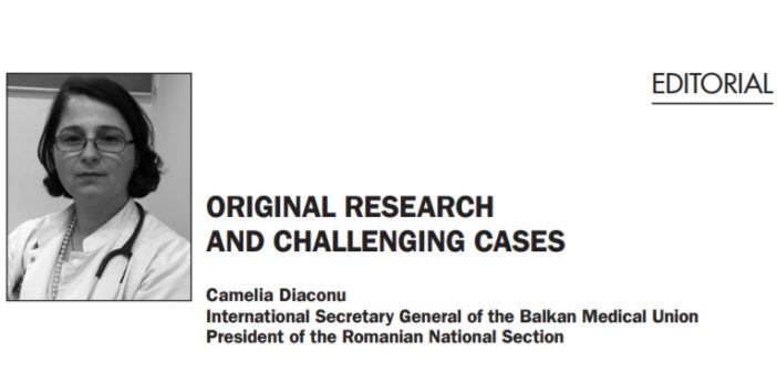 Original research and challenging cases