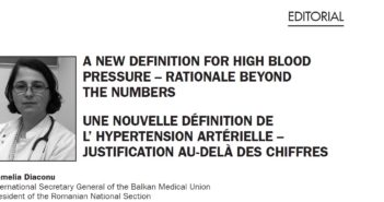 A new definition for high blood pressure – rationale beyond the numbers
